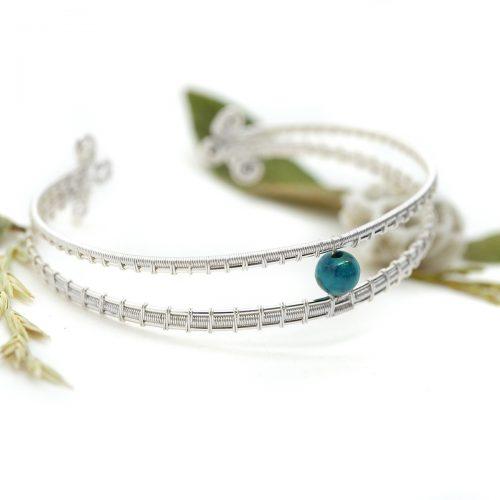 Bracelet «Oeil de Chioné»