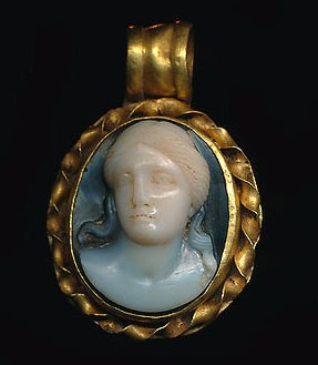Bijoux de la Rome antique - camée