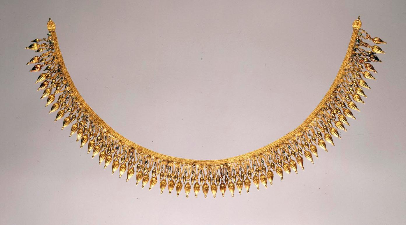 Bijoux de la Grèce antique - Collier