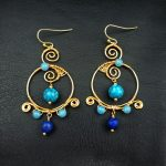bijoux anciennes collection - boucles d'oreilles 2