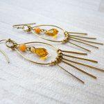 galerie créations - bijoux anciennes collection - boucles d'oreilles 4