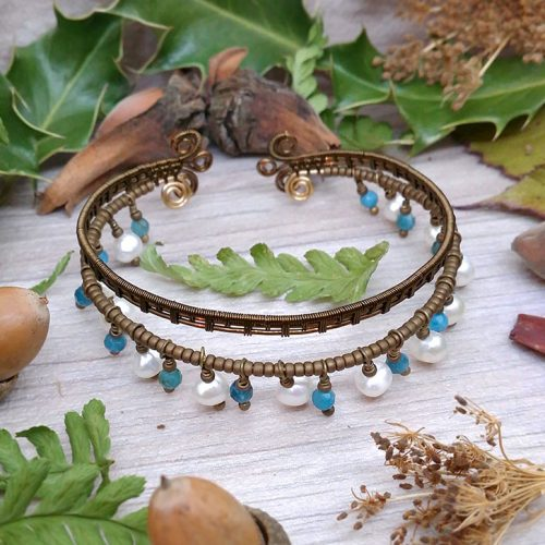 galerie créations - bijoux anciennes collection - bracelet 5