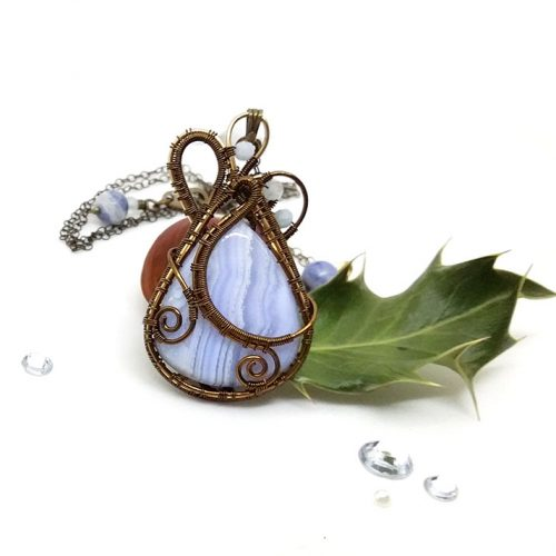 bijoux anciennes collection - collier 1