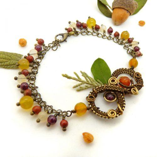 Bracelet «Nœud Infini»